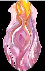 Curvy Color Art and Design